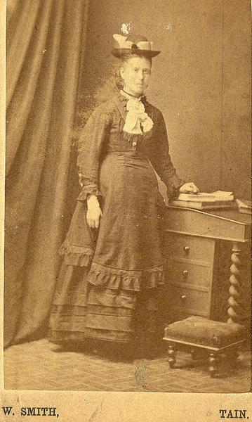 Ann Dunn (nee Grant)