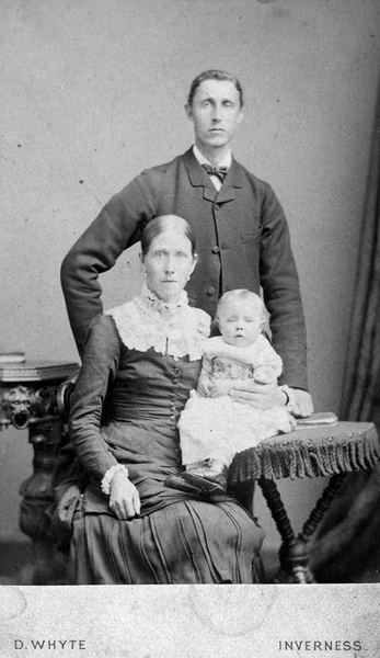 Henry Dunn and family