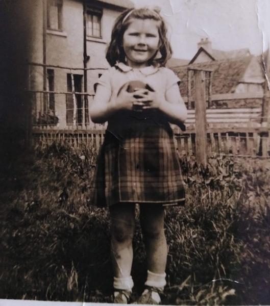 My mother Kathleen MacKenzie