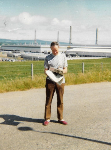 Reading about the planned closure of the Smelter