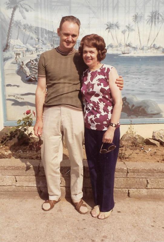 Fay Mackenzie and Angus Mackenzie