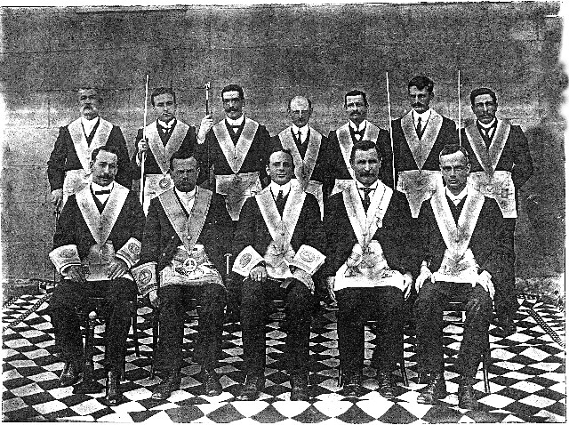 Invergordon Masons