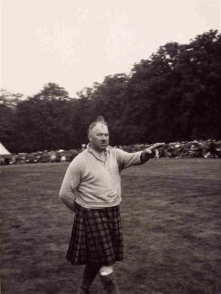 Highland Gathering 1952