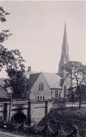 Invergordon Church