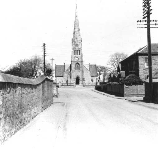 Invergordon Church
