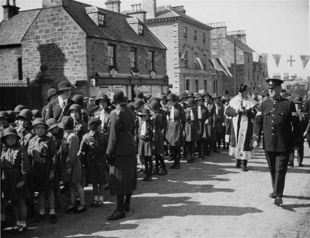 Silver Jubilee Celebrations, May 1935