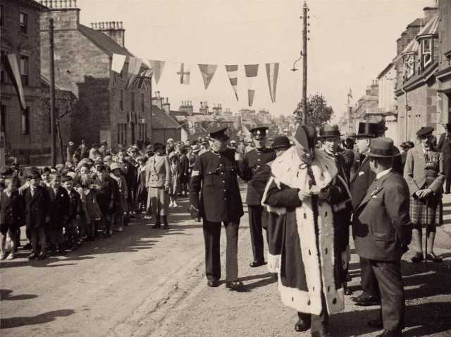 Silver Jubilee Celebrations, May 1935