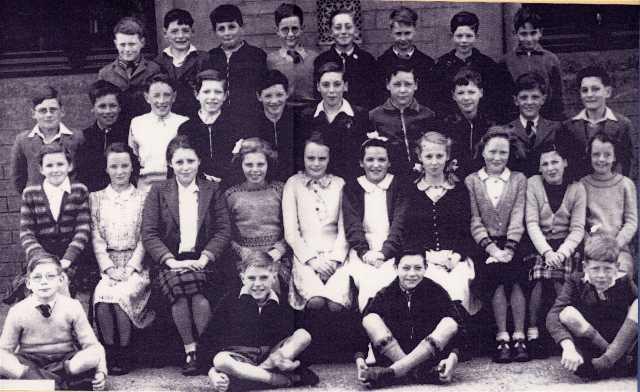 Invergordon Academy � Primary 6, 1952