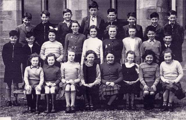 Invergordon Academy � Primary 6, 1953