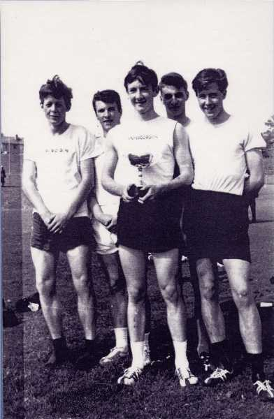 The Ross-shire Inter School Sports, 1960