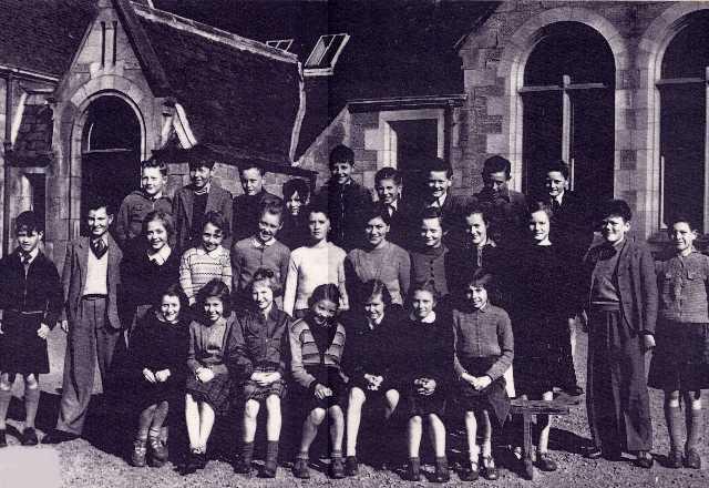 Invergordon Academy - Primary 6, 1955