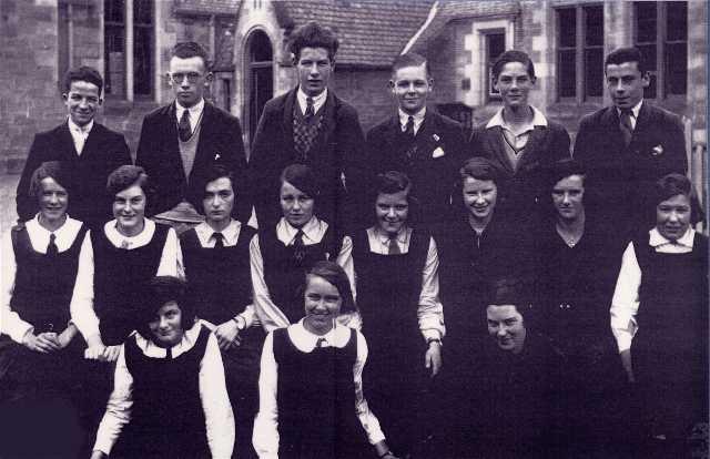 Invergordon Academy 1932