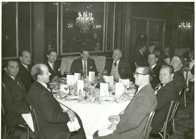 W. M. Munro Business Dinner