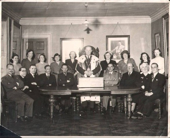 Invergordon Town Councillors
