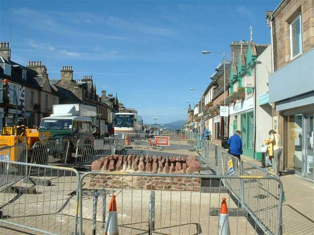 High Street Environmental Upgrade 2004