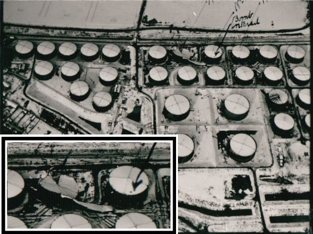 The Bombing of Tank 13