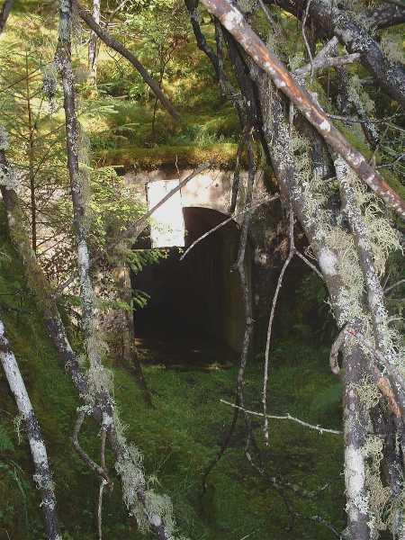 Inchindown Fuel Storage Caverns