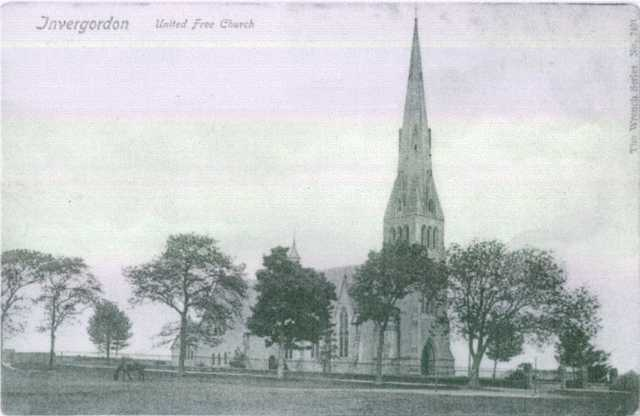 United Free Church, Invergordon