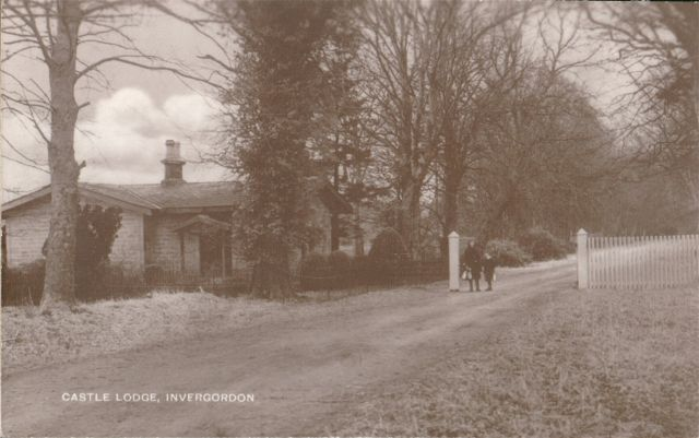 Castle Lodge, Invergordon