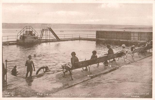 The Swimming Pool, Invergordon
