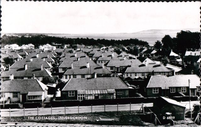 The Cottages, Invergordon