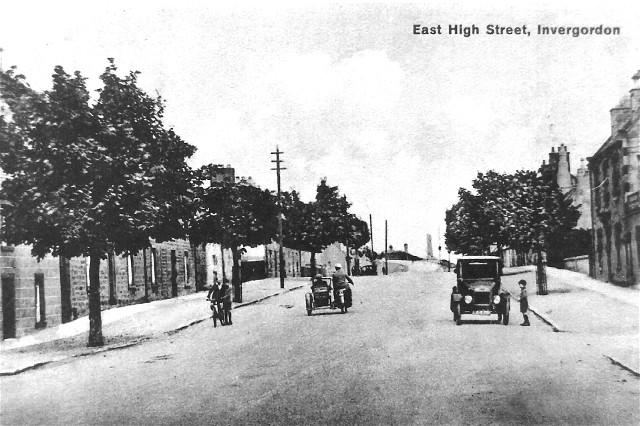 East High Street, Invergordon