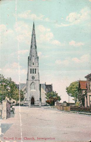United Free Church, Invergordon