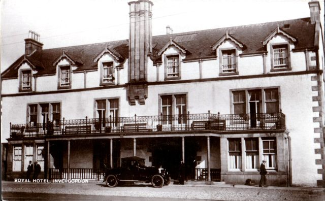 Royal Hotel, Invergordon