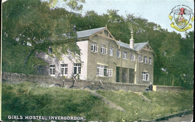 Girls Hostel, Invergordon