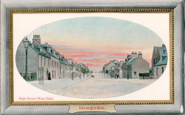 Invergordon High Street (West End)