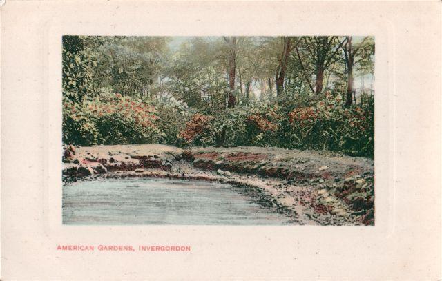 American Gardens, Invergordon