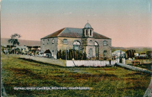 Established Church, Rosskeen, Invergordon