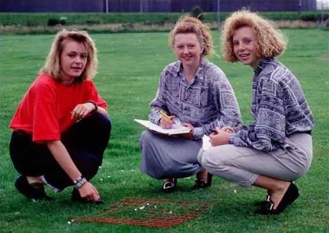 Invergordon Standard Science Class - 1989