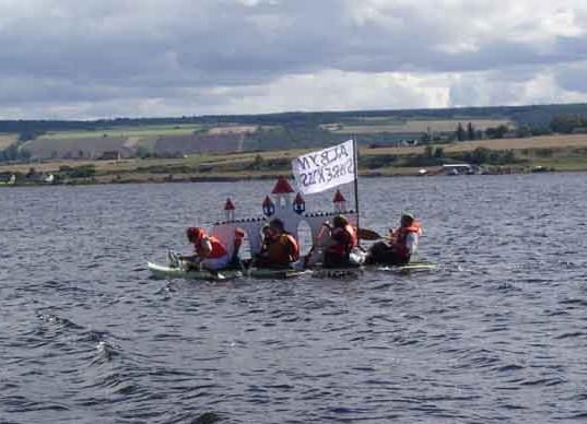 Raft Race 2004