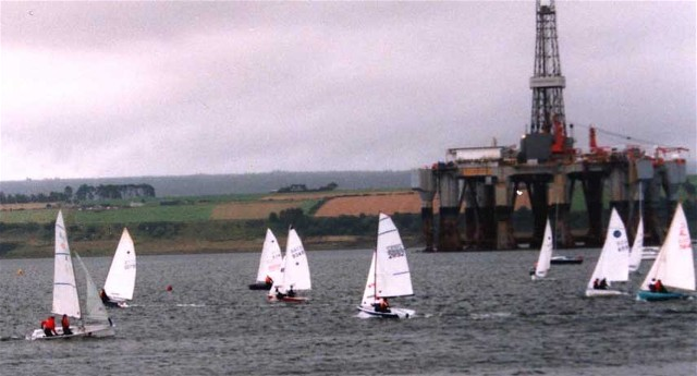 Invergordon Boat Club Dinghy Regatta - 2002