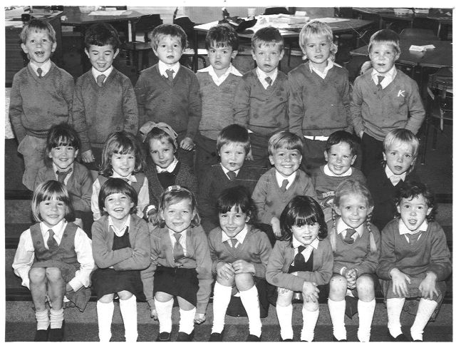 Park Primary - P1 1987