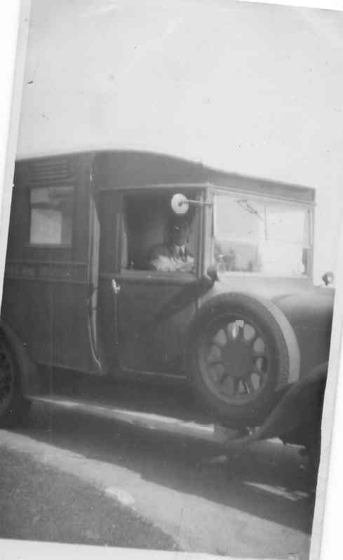 Willie's First Ambulance