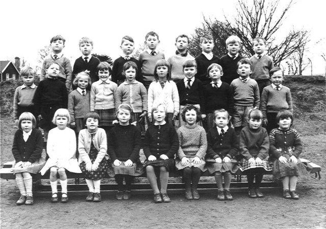 Invergordon Academy - Primary 1, 1965