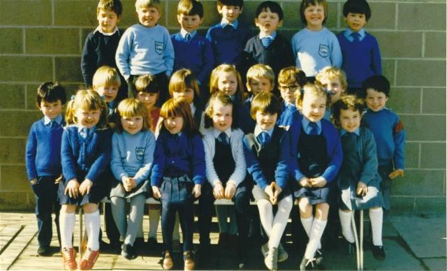 Park School - class P1