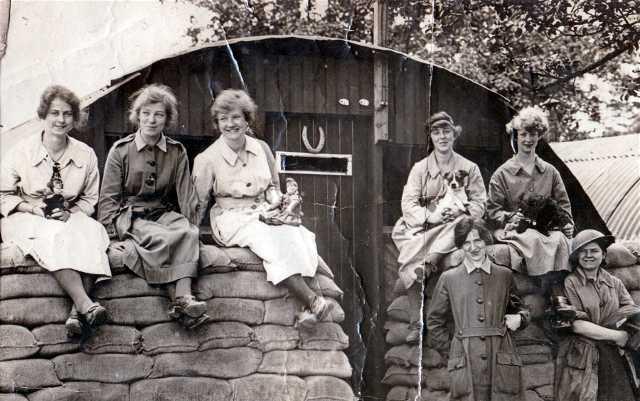 Wartime in Invergordon