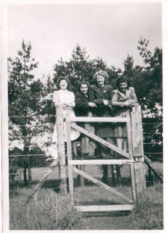 Ladies at Invergordon