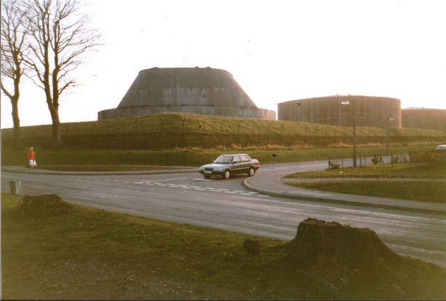 Cromlet Tank Farm