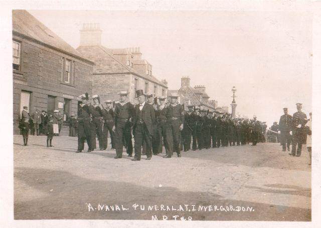Naval Funeral