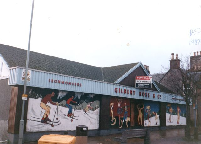 Gilbert Ross's Shop