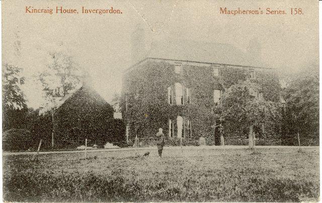 Kincraig House