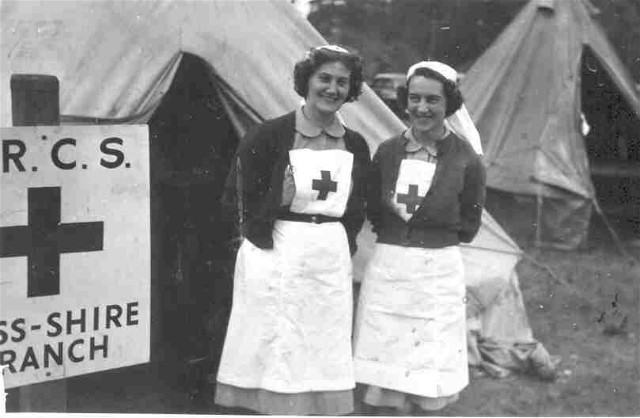 Invergordon Red Cross