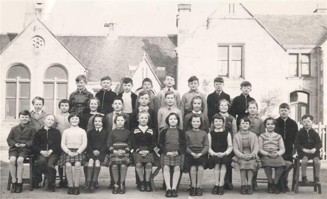 Invergordon Academy Class - 1959/60