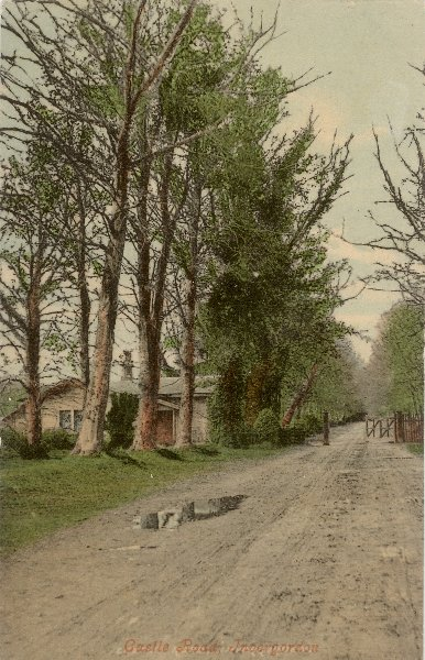 Castle Road, Invergordon