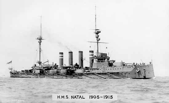 HMS Natal
