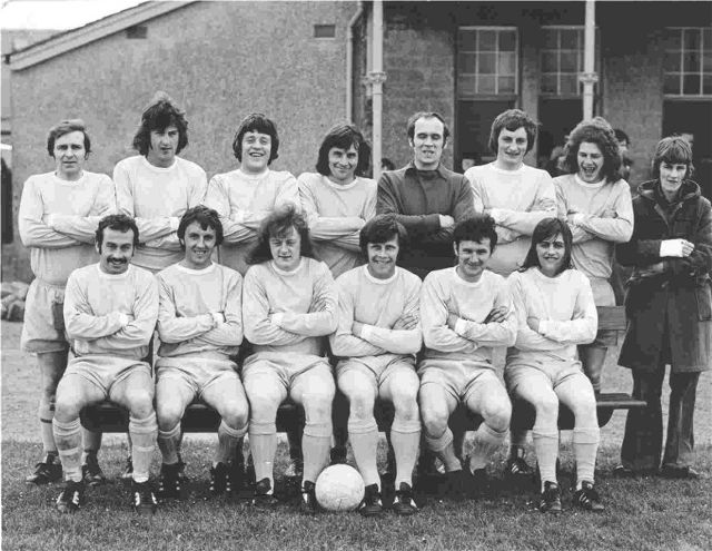 Invergordon Football Team 197?